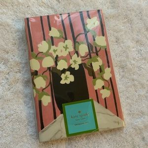 Kate Spade Bouquet Notebook Set